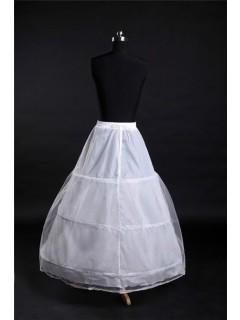 Ball Gown Hooped Net Wedding Bridal Crinoline Petticoat Underskirt