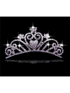 Best Rhinestones Queen Tiaras For Pageant/ Wedding